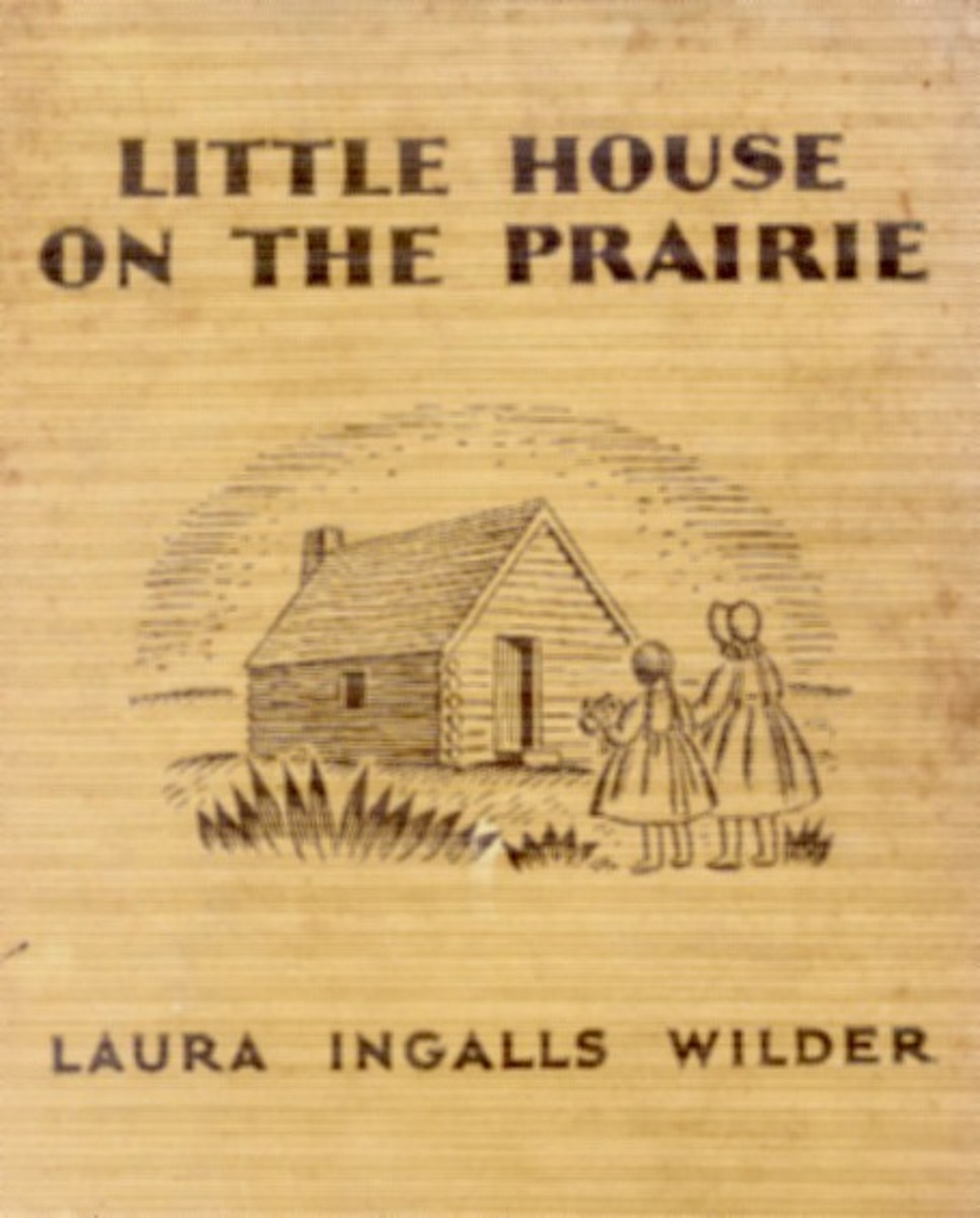 Laura Ingalls Wilder was 65 years old when she started to write he series.