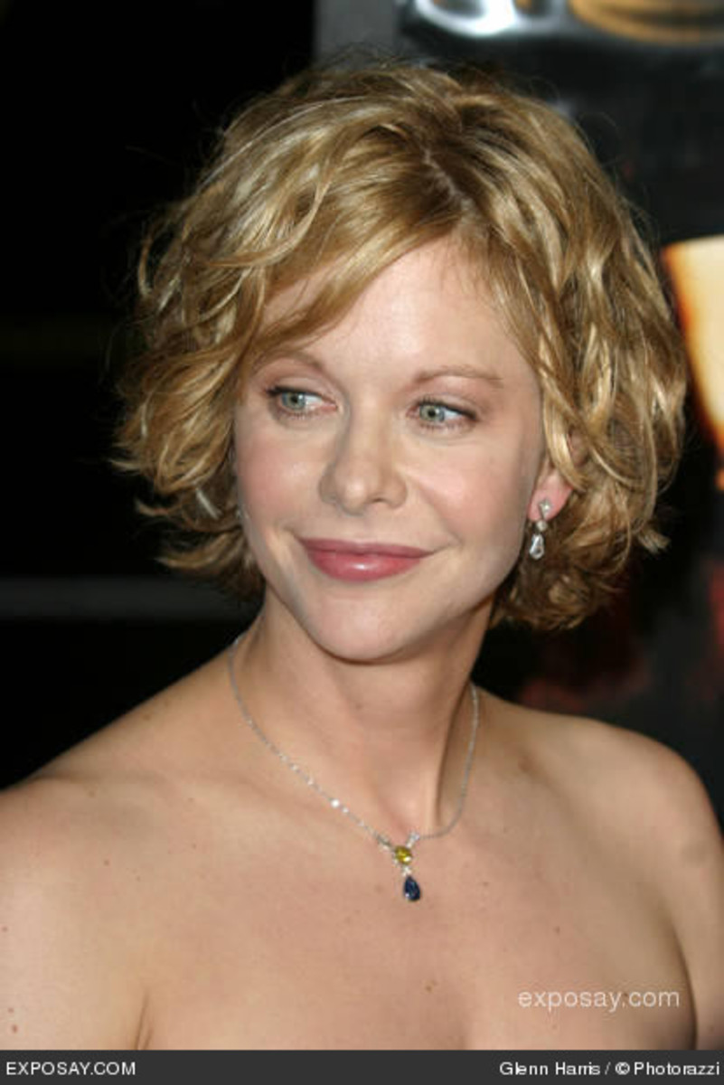 Although Meg Ryan is a well-known, highly-respected actress, ...
