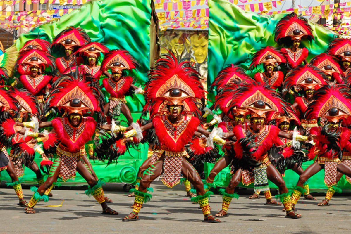 Top most famous festivals in the Philippines