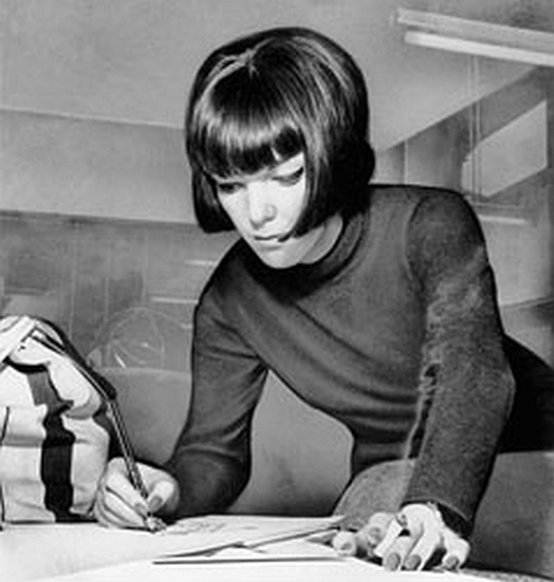 Style guru Mary Quant