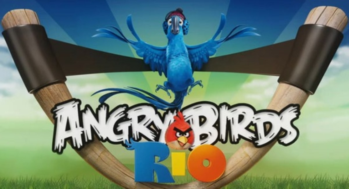Angry Birds Rio Golden Pineapple Locations - 15 Simple Walkthroughs