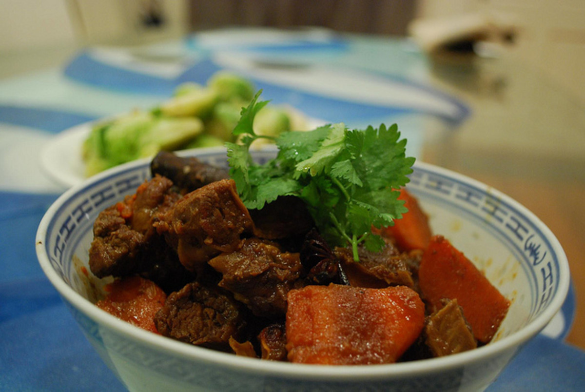 Easy and Tasty Vietnamese Beef Stew Recipe (Bo Kho)