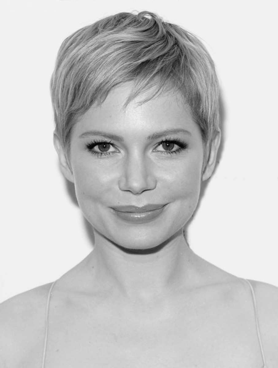 Michelle Williams, 31 -  - 2013 Short Hairstyles for Women - Hair Cuts Styles Trends