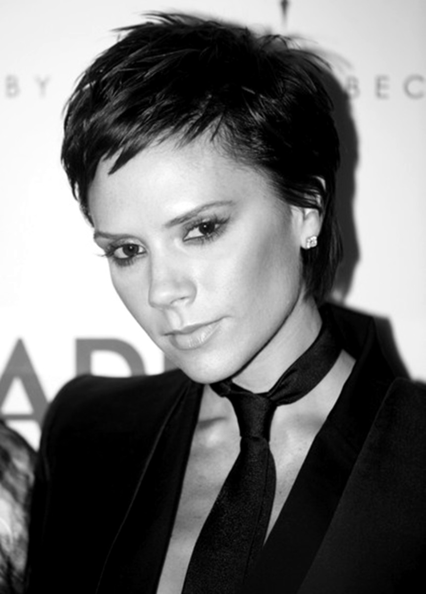 Victoria Beckhan - 2013 Short Hairstyles for Women - Hair Cuts Styles Trends