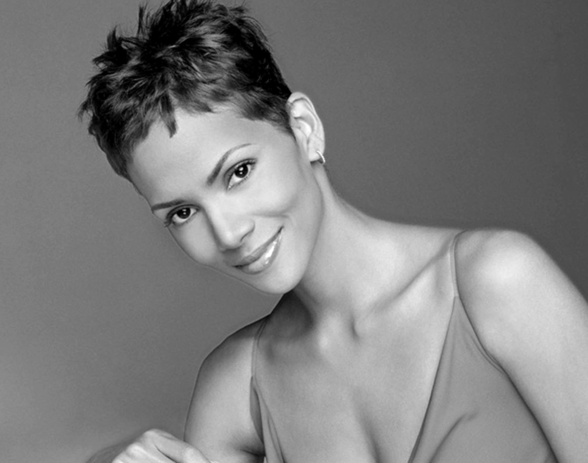 Halle Berry, 46 - 2013 Short Hairstyles for Women - Hair Cuts Styles Trends