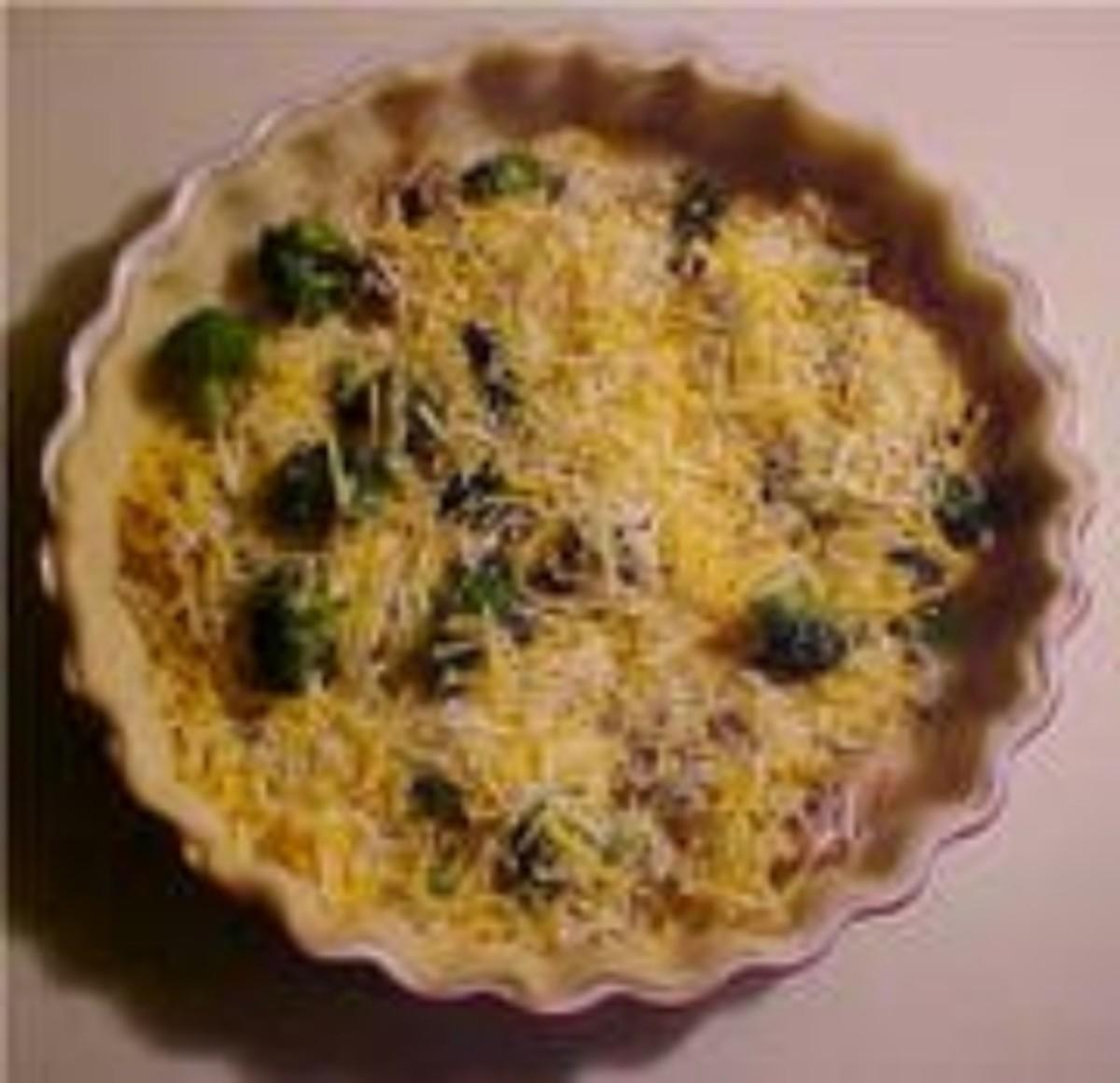 quick-easy-mushroom-broccoli-quiche-recipe
