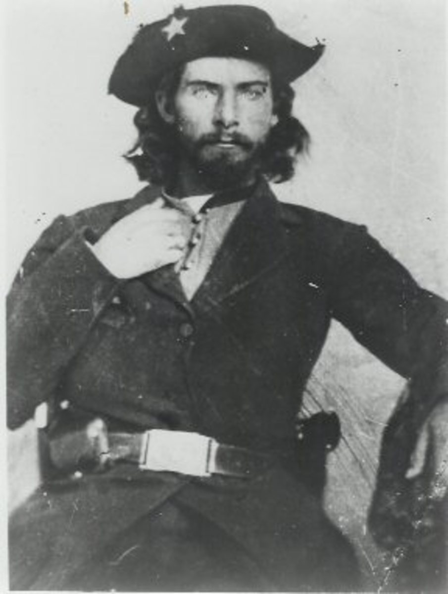 "William T. ""Bloody Bill"" Anderson"