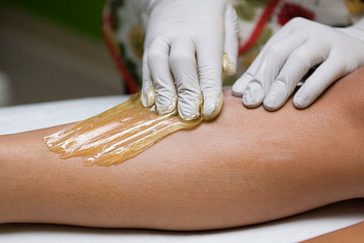 You can easily make your own sugar wax and experience a professional treatment right at home.