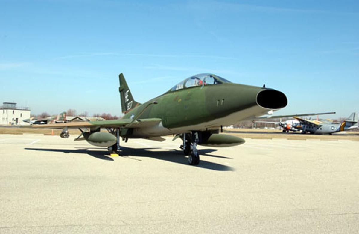 USAF Century Series Fighter Jets: F-100, F-101, F-102, F ...