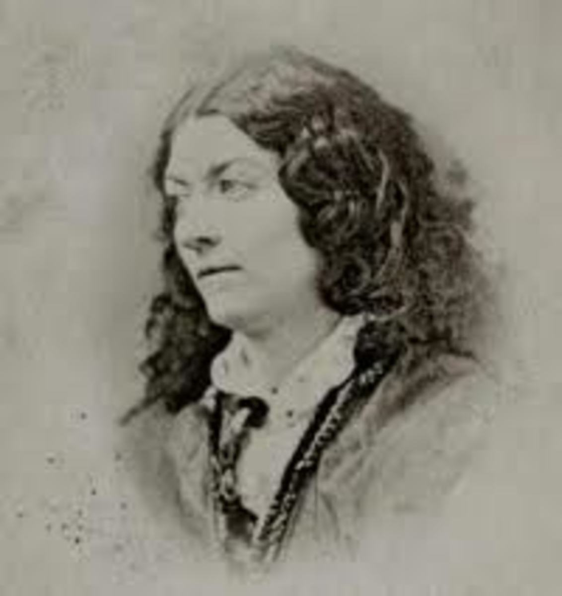 Lola Montez in her later life.