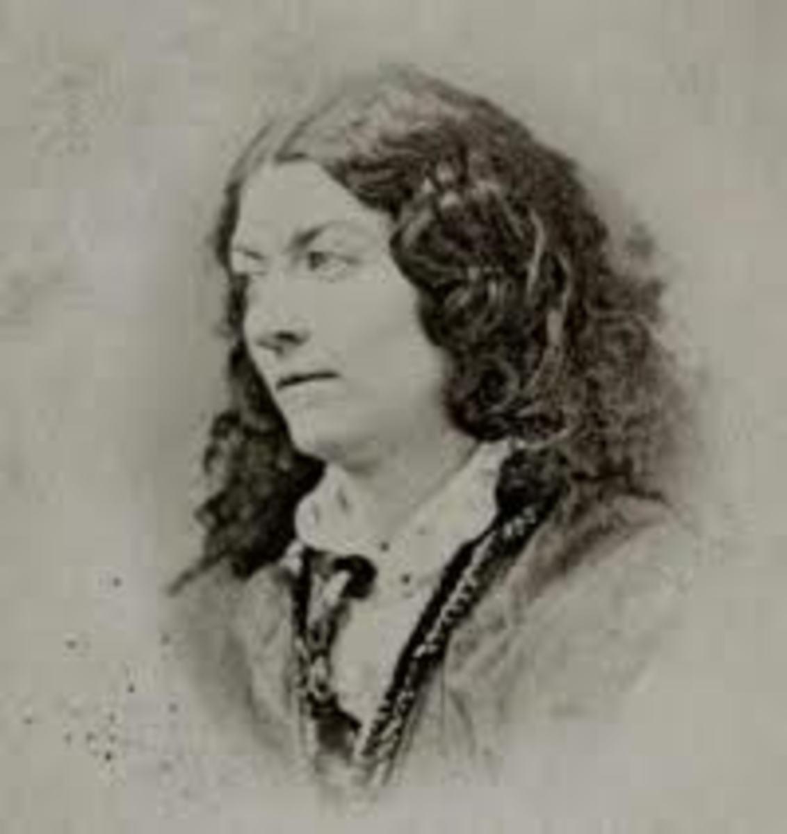 Lola Montez in her later life.