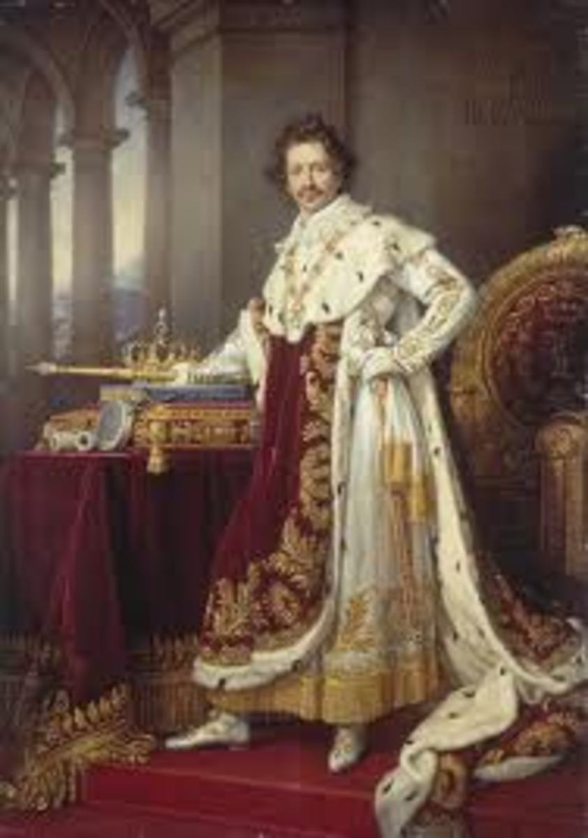 Ludwig I of Bavaria was besotted with Lola.