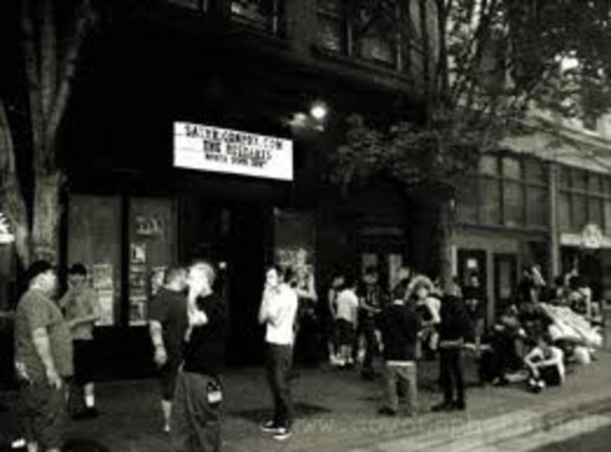 The Death of the All Ages Venue