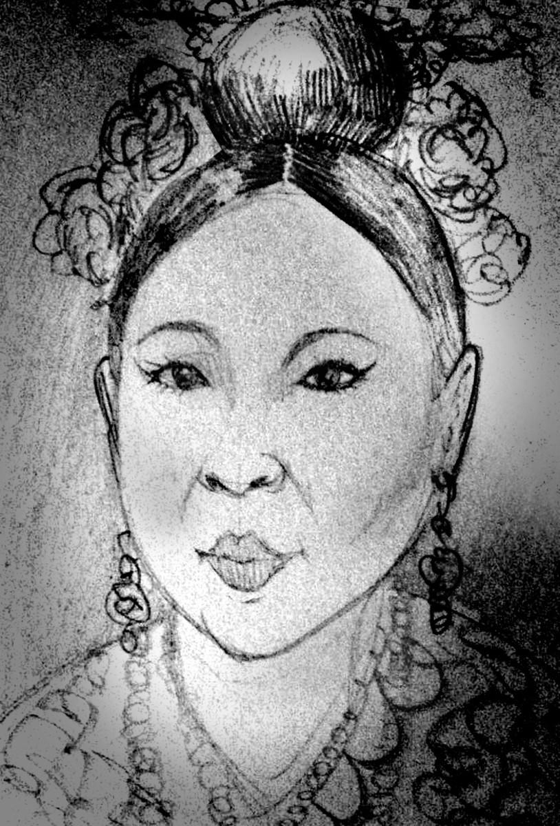 Princess Hang Li Po
