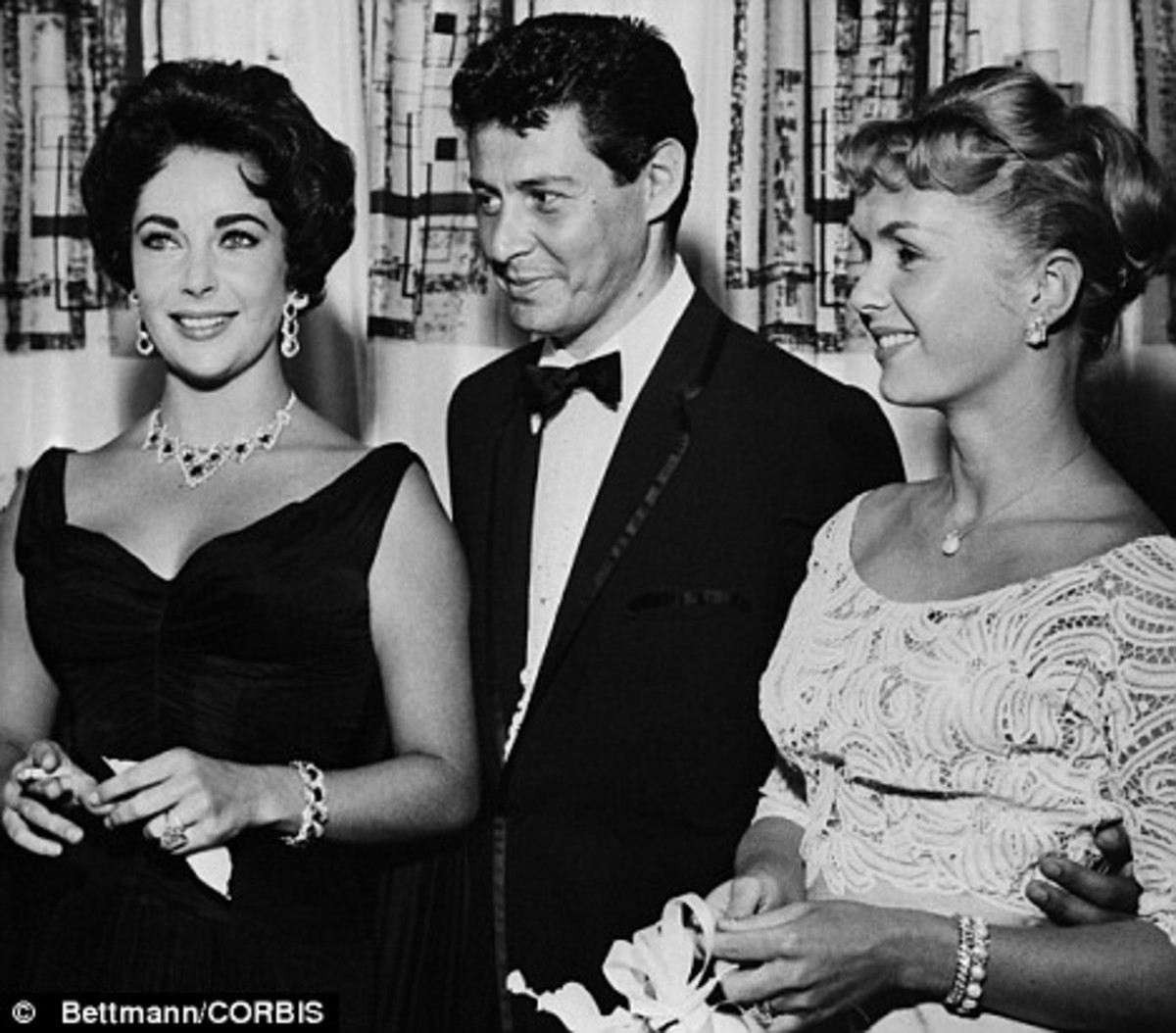 No:4  Eddie fisher - Liz, Eddie and Debbie
