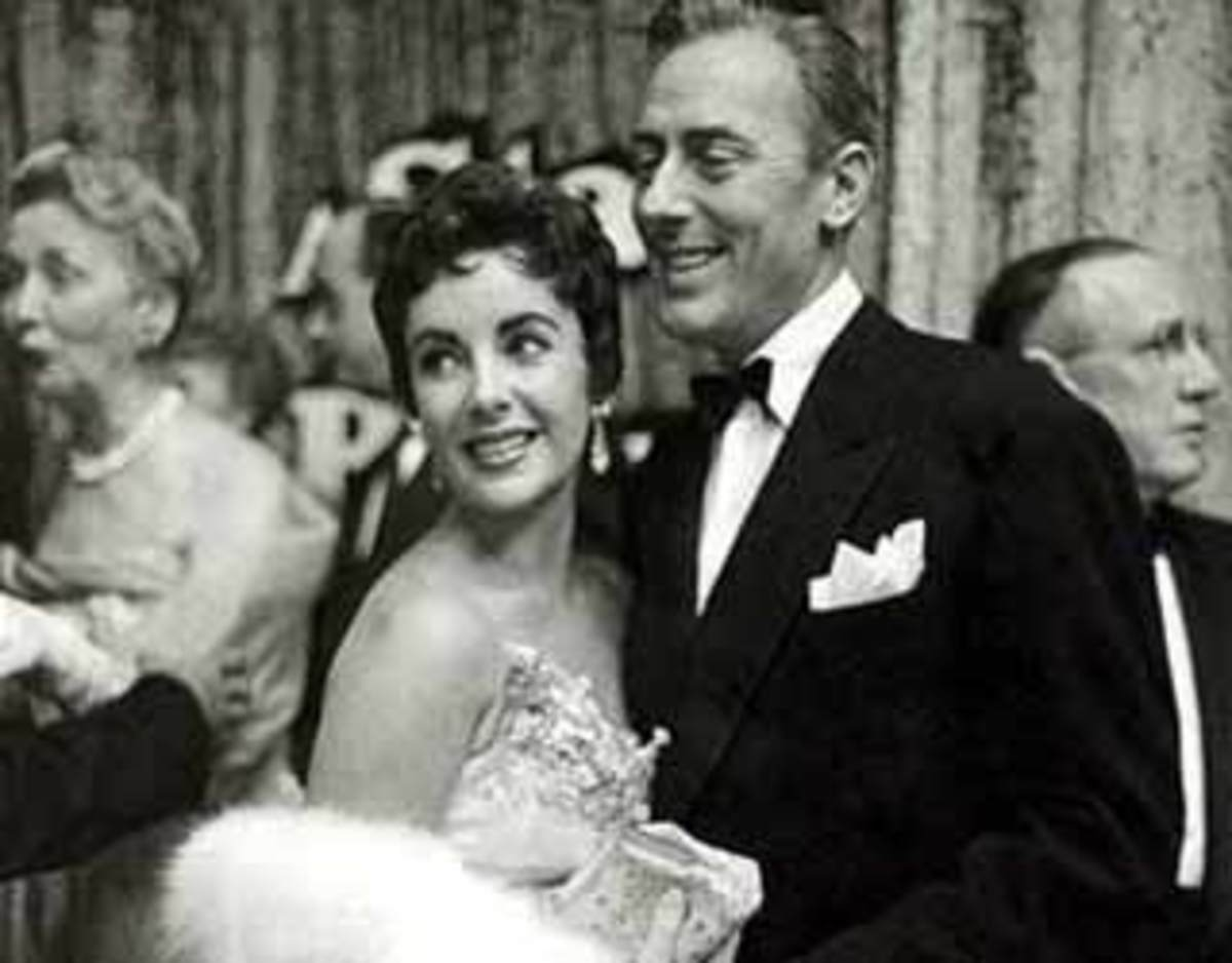No:2 - Michael Wilding & Liz Taylor