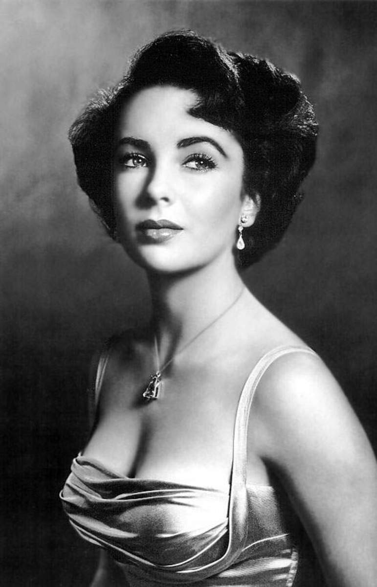 Dame Elizabeth Rosemond Taylor, DBE (February 27, 1932  March 23, 2011) R.I.P