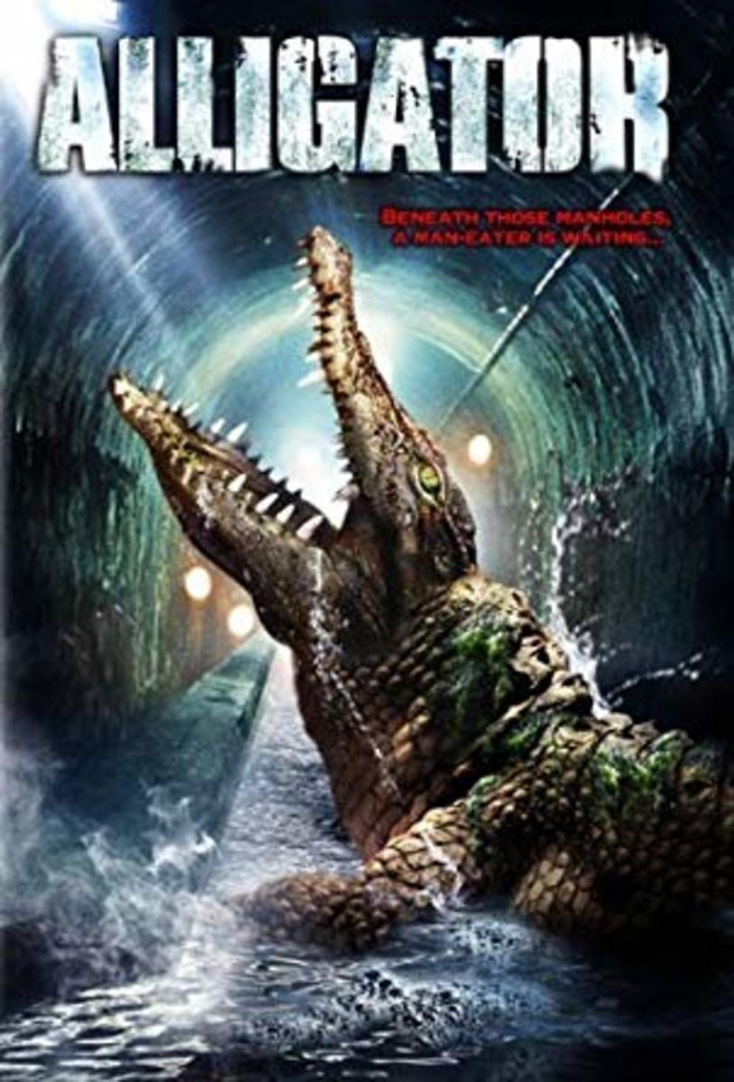 6 Best Crocodile / Alligator Horror Movies