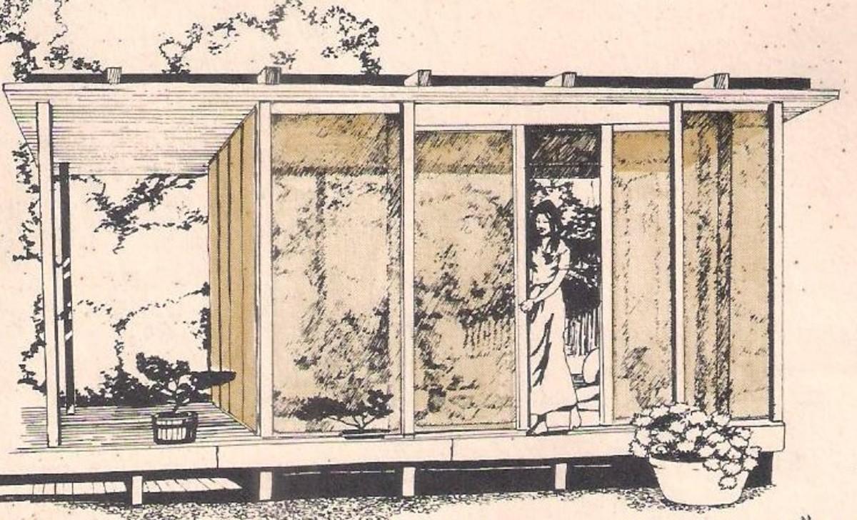 Tempered Glass Patio Enclosure