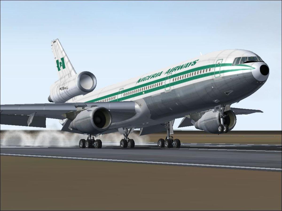 DOUGLAS AIRCRAFT DC-10