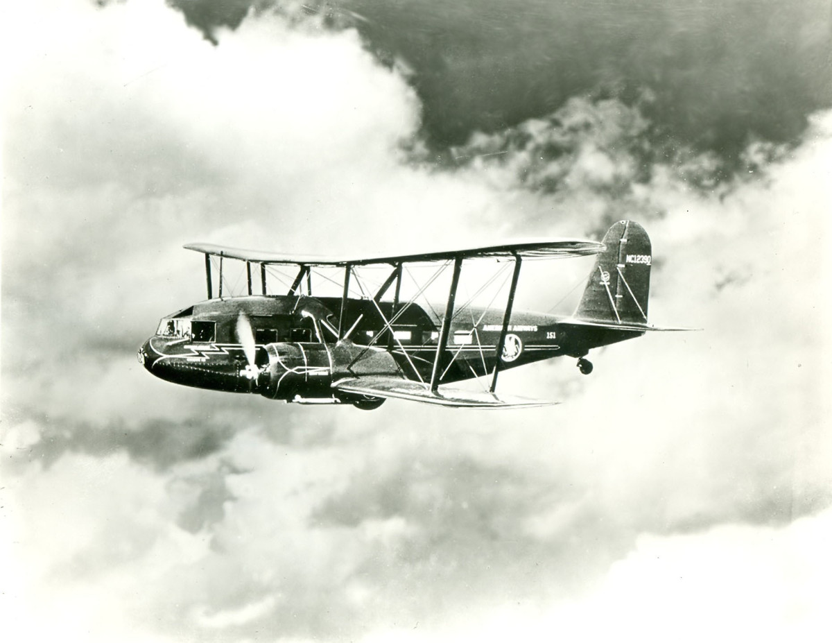 CURTISS CONDOR, FIRST SOUNDPROOF AIRLINER