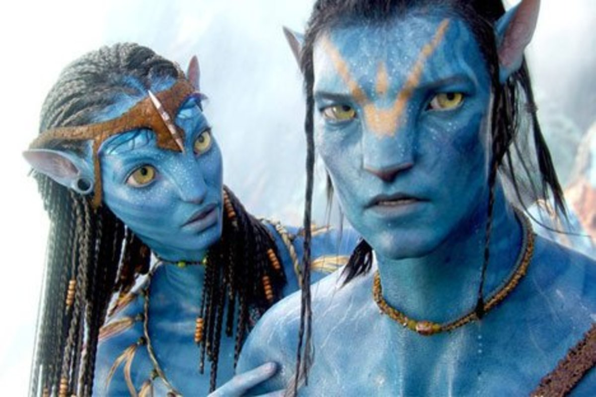 Avatar: The film famed for its realistic and breathtaking visual effects