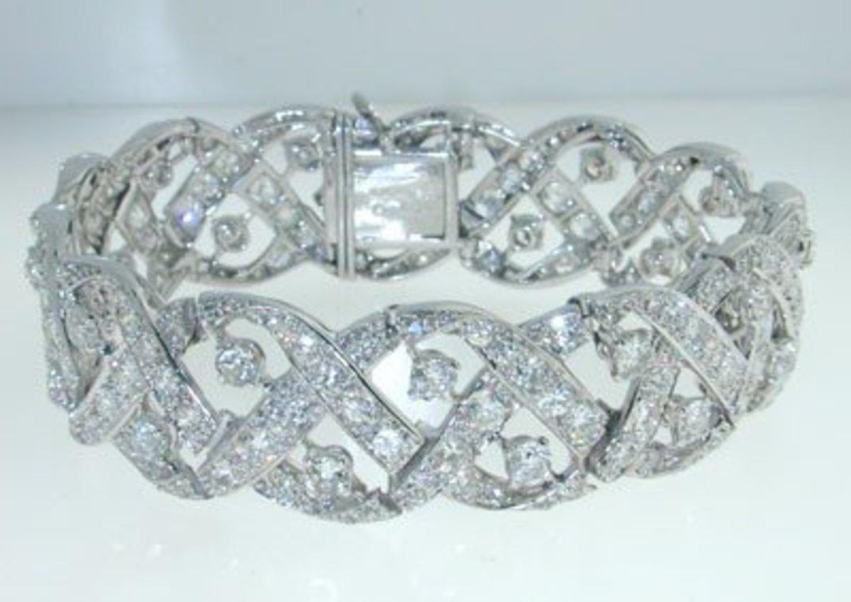 CARTIER DIAMOND BRACELET