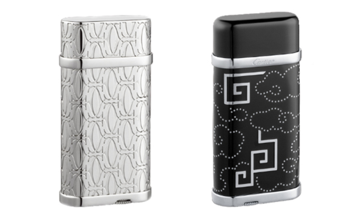 CARTIER CIGARETTE LIGHTERS