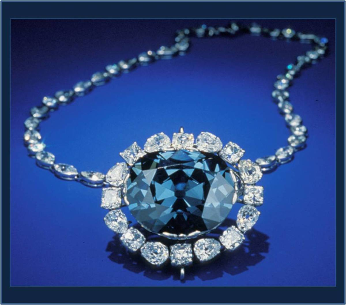 CARTIER HOPE DIAMOND