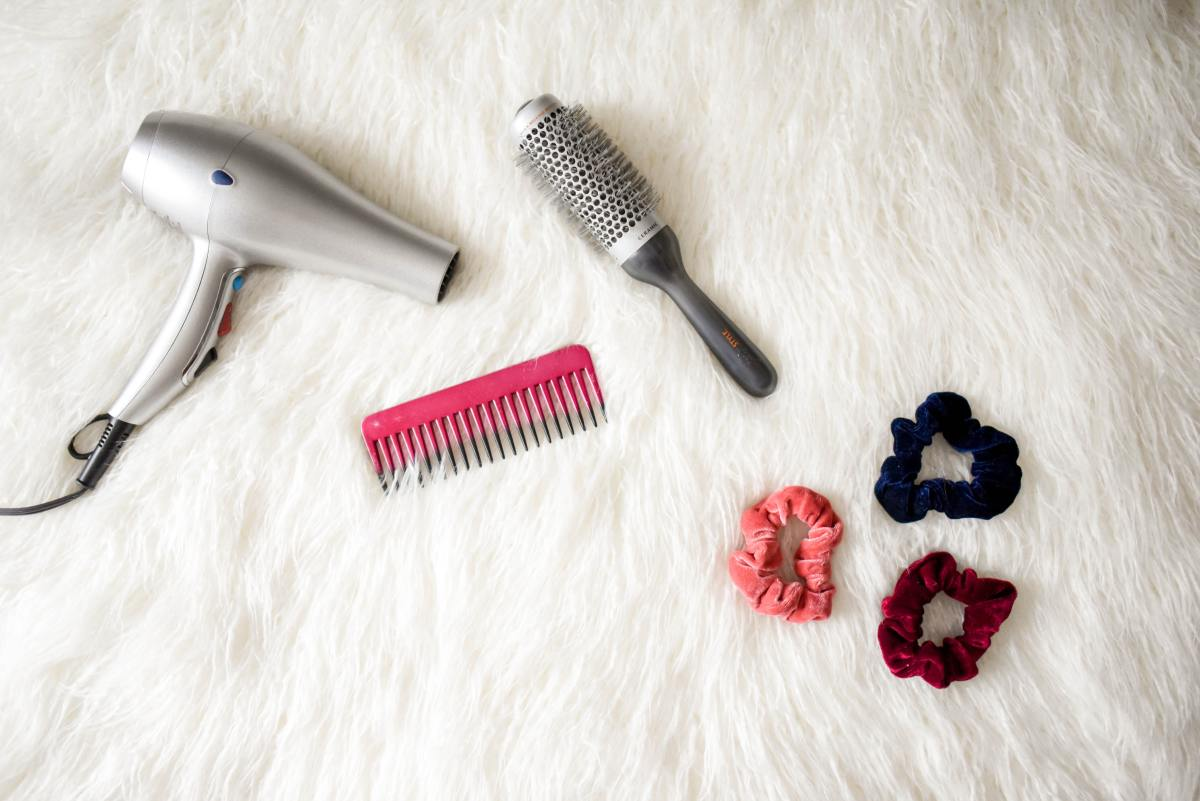 Use the right styling tools