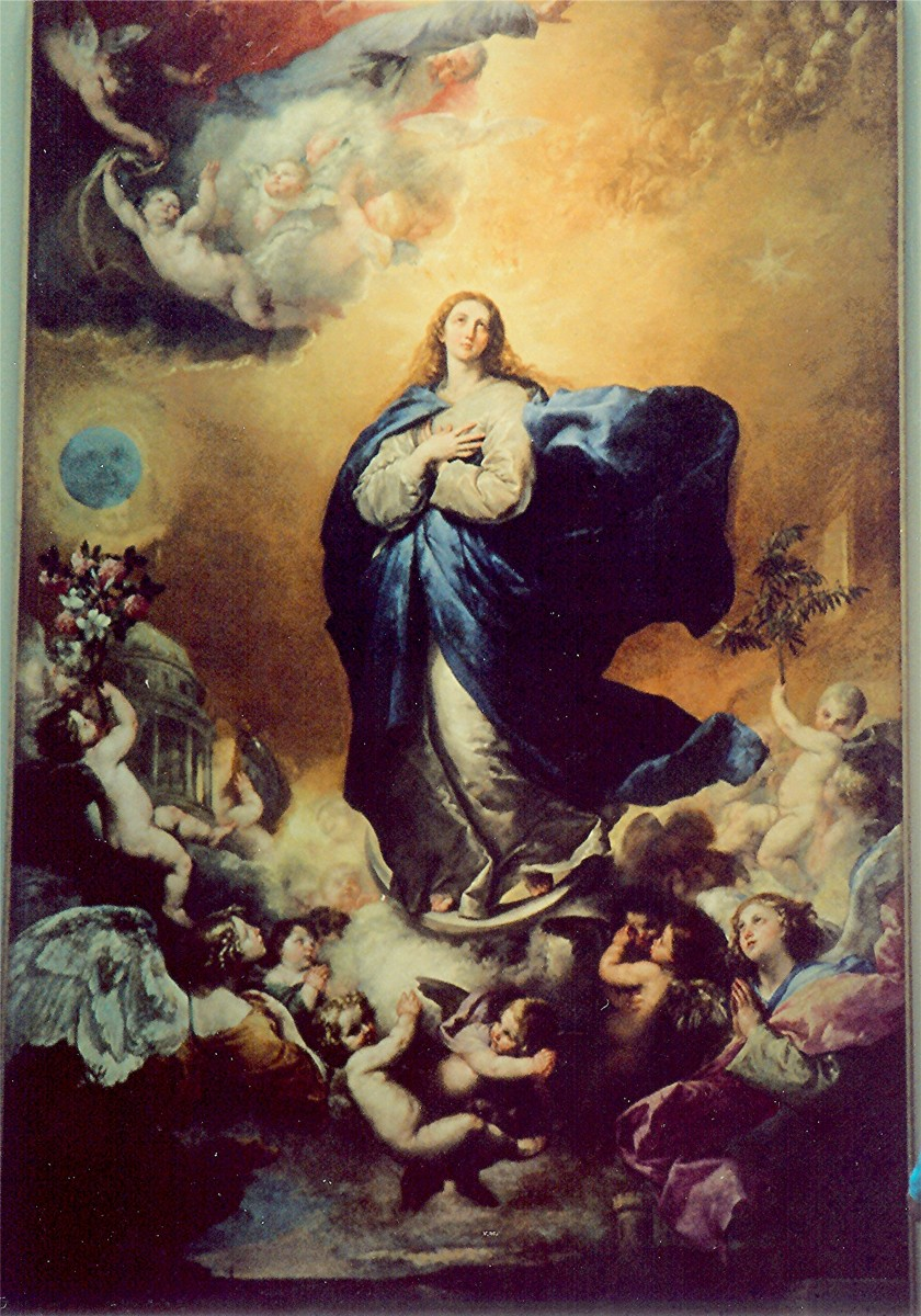 "Jose Ribera's ""Immaculate Conception"""