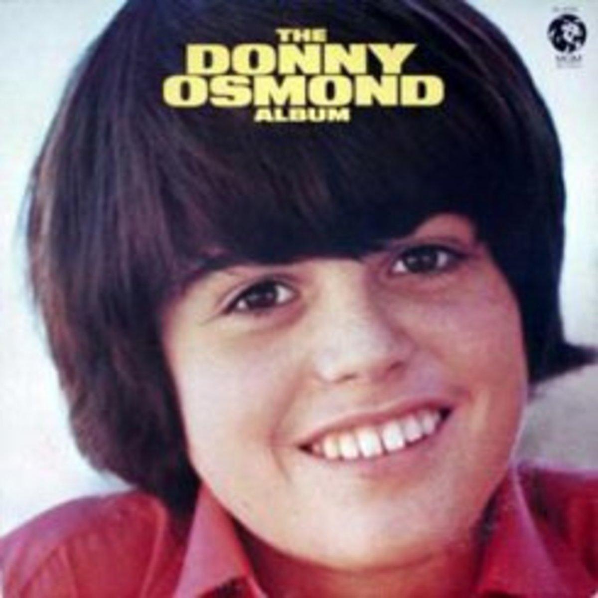 Donny Osmonds debut album released in 1971.