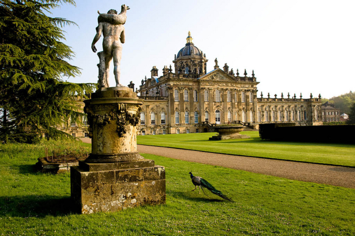 Brideshead: Castle Howard, Yorkshire