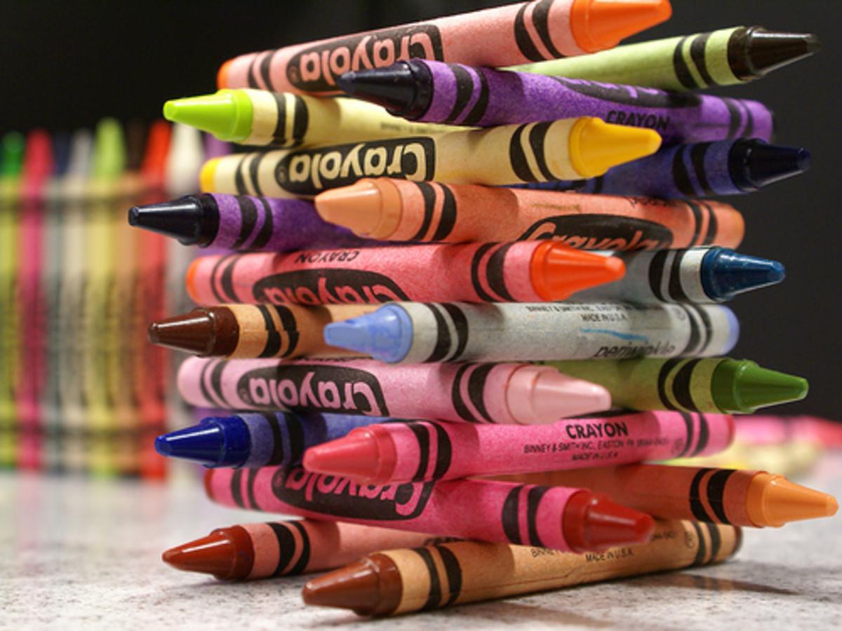 Artists Crayola Crayon History