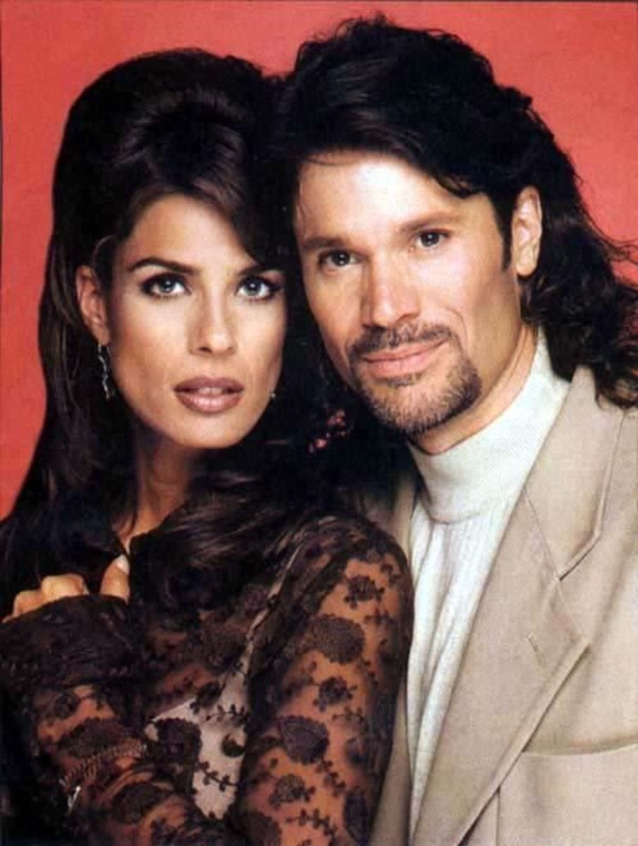 '80s Soap Opera Super Couples