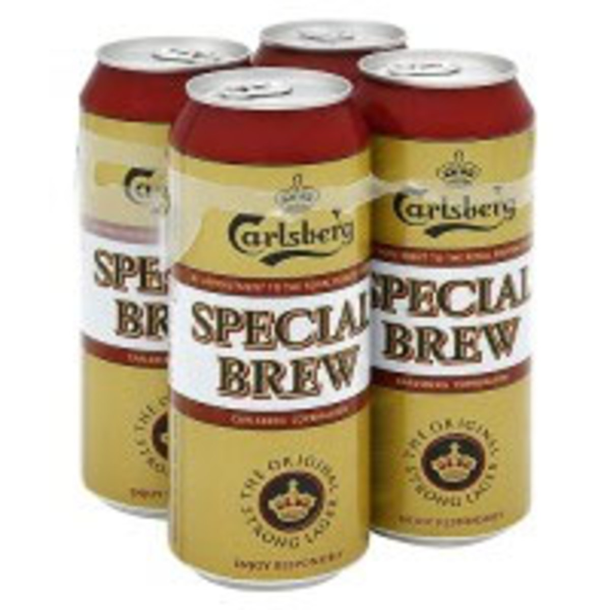 Carlsberg Special Brew 9% Lager - The Champion Lager strong in taste, rich in aroma, expensive to buy!