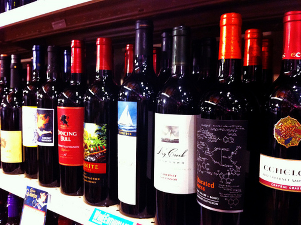 Choosing a red wine for sauce should be a fun, not scary task