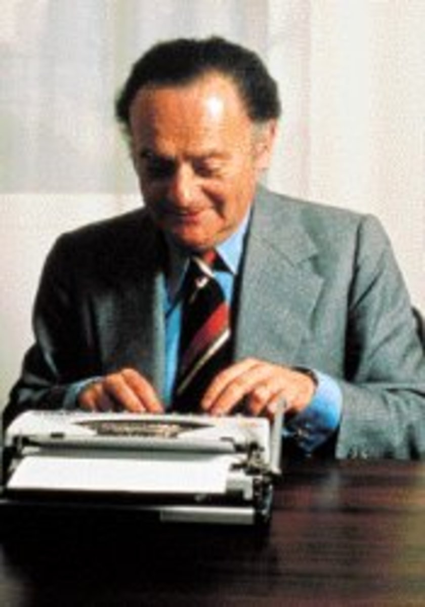Rene Goscinny (1926- 1977)