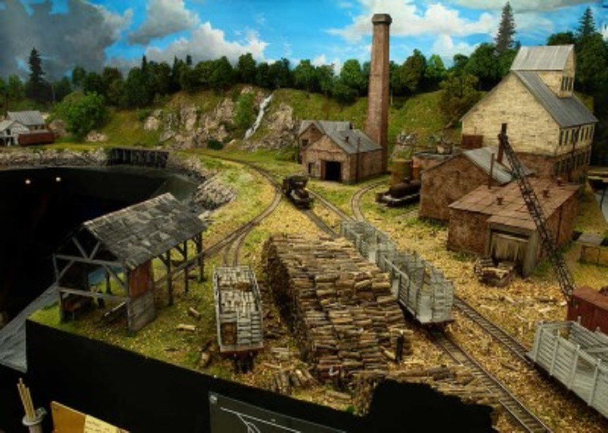 The Most Stunning Model Railroad Ever