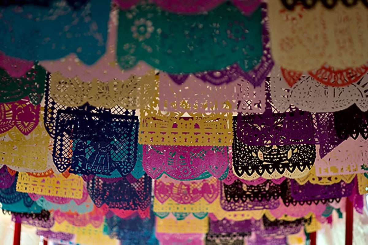 Papel Picado  Tutorial For Kids