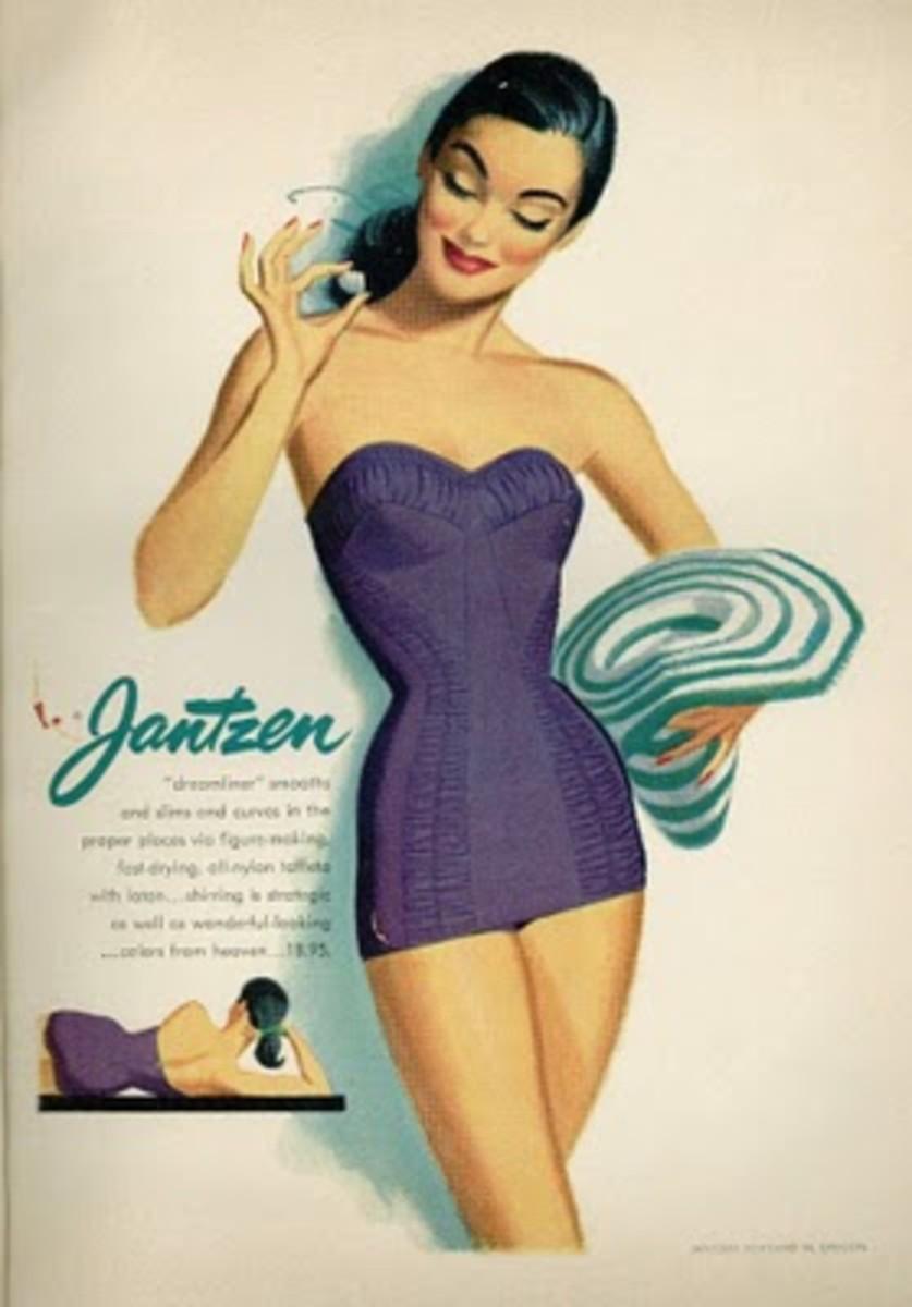 1950's Jantzen Catalogue
