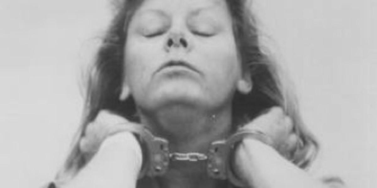 On the Highway to Hell: Aileen Wuornos