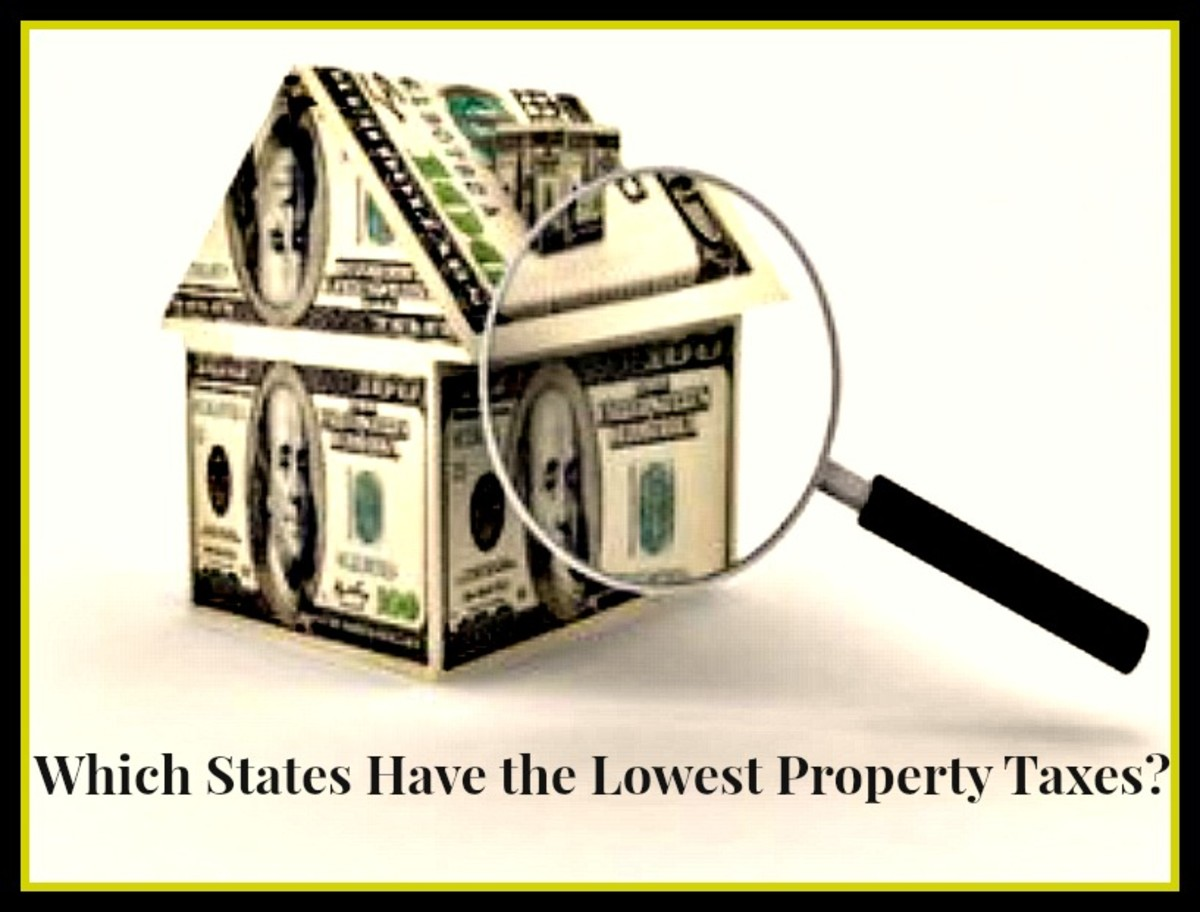 Which States Have the Lowest Property Taxes?