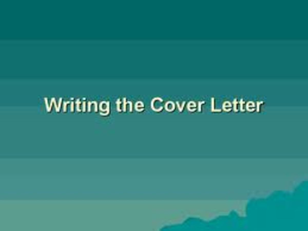 How to Write a Grant Cover Letter - Cover Letter for Grant Application