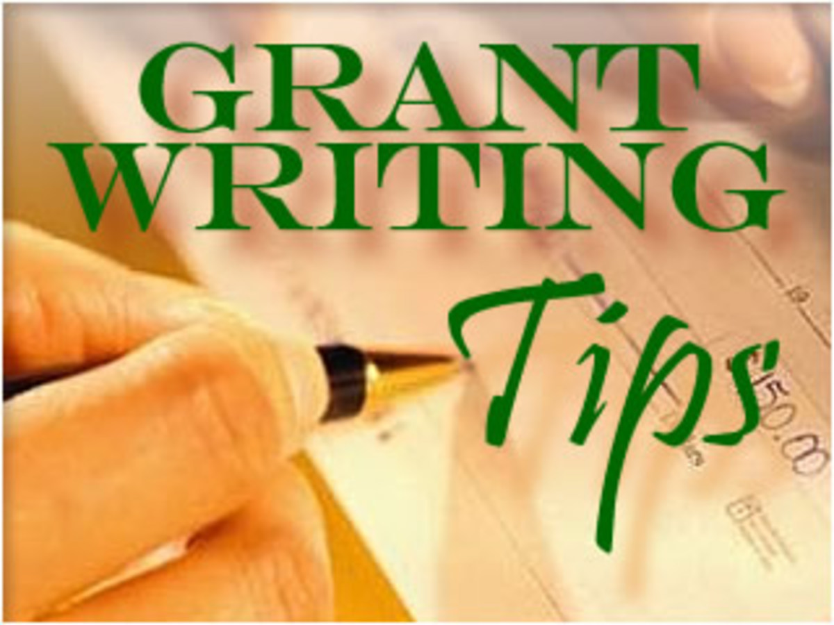 The Basics of Grant Writing