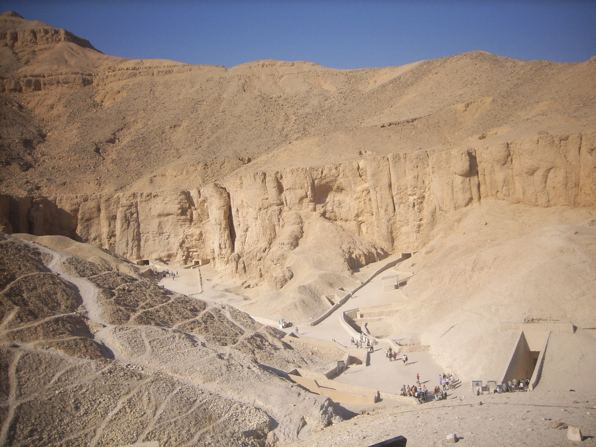 Kv5 - Tomb of the Sons of Ramesses Ii in the Valley of the Kings