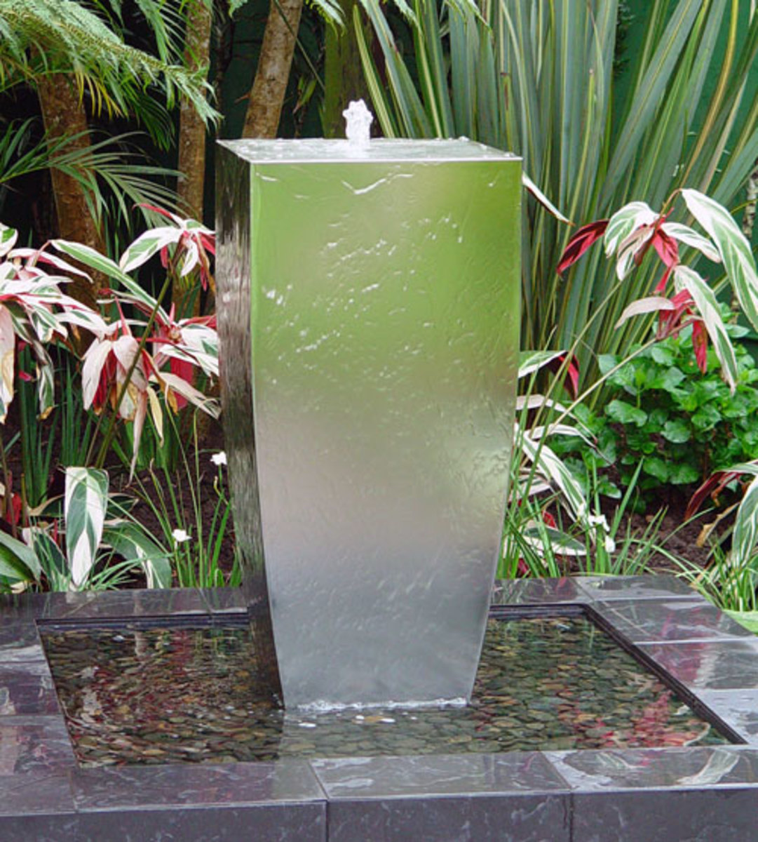 Water Feature for your Backyard Landscaping Ideas