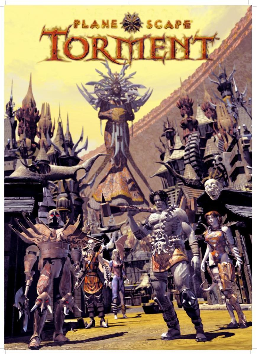 Rpg Planescape Torment Review on Resolution Mods From Black Isle One of the Best Pc Games Ever!