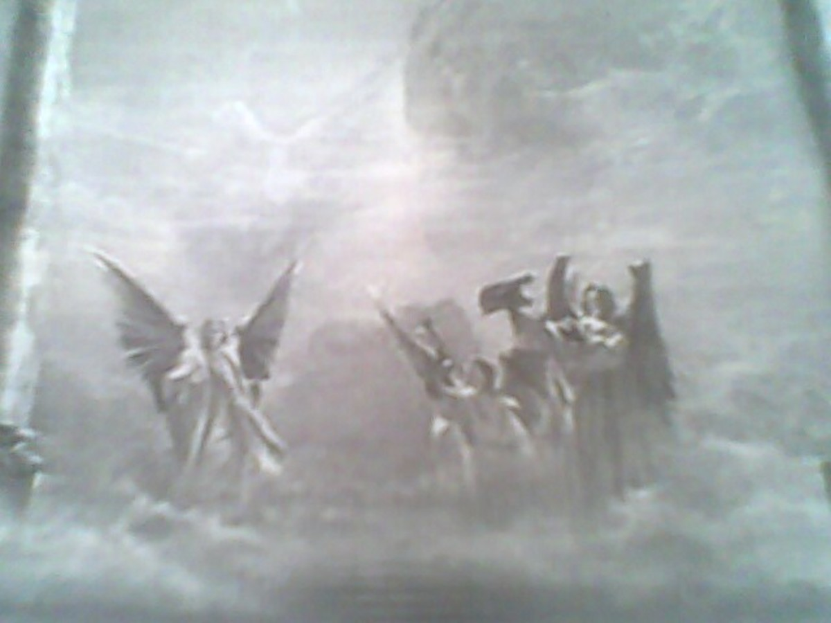 hubble photographs of angels - photo #34