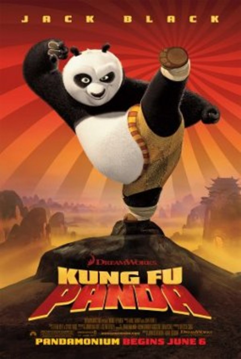 Kung Fu Panda Movie: Reflection on Chinese Culture and Philosophy